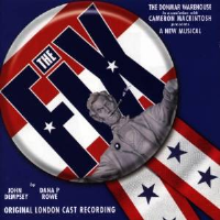The Fix Original London Cast CD